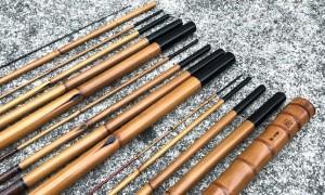 Бамбуковая удочка – этичная рыбалка в старом стиле