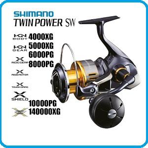 shimano twinpower