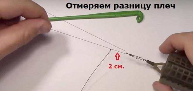 Отмер длины