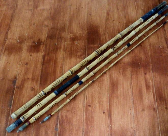 Поплавочка из бамбука