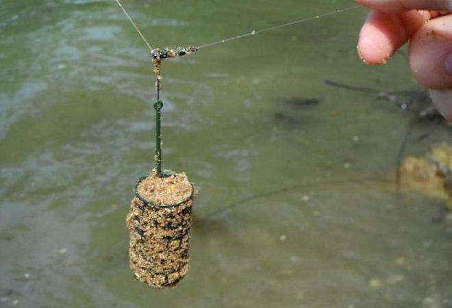 Прикормка для озера