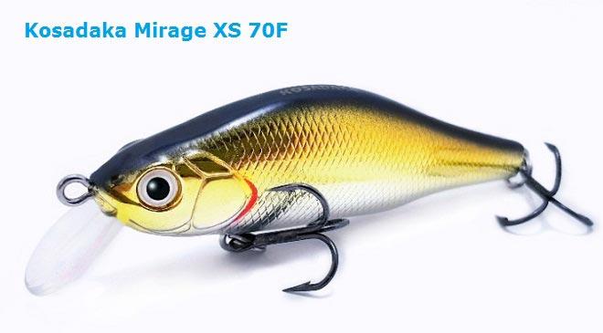 Мираж XS 70