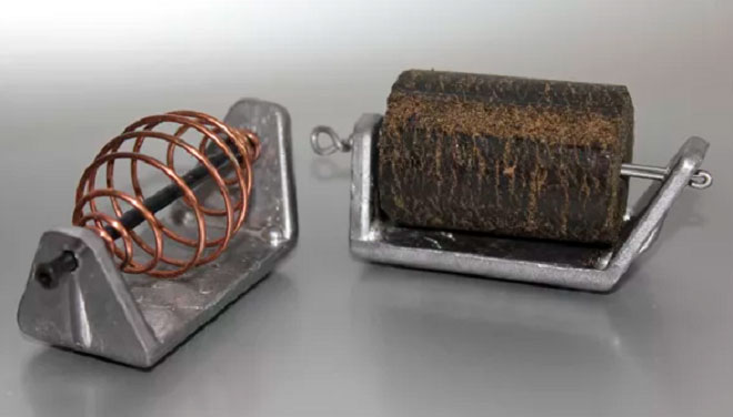 Технопланктон на карася